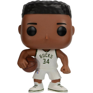 Giannis Antetokounmpo: Funko POP! Sports x NBA Vinyl Figure [#032]