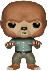 The Wolf Man: Funko POP! x Universal Monsters Vinyl Figure