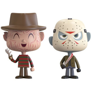 Freddy Krueger & Jason Voorhees: Funko Vynl. x Horror Movies Vinyl Figure Set