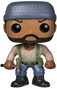 Tyreese: Funko POP! x The Walking Dead Vinyl Figure