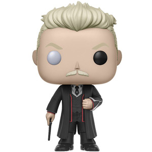 Gellert Grindelwald (2017 Fall Con Exclusive): Funko POP! x Fantastic Beasts & Where to Find Them Vinyl Figure [#013]