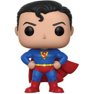 Superman #1 (2017 Fall Con Exclusive): Funko POP! Heroes x DC Universe Vinyl Figure [#215]