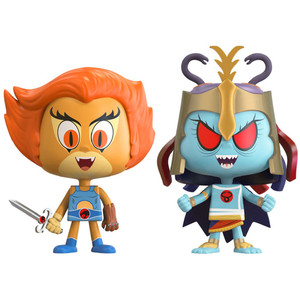 Lion-O & Mumm-Ra (2017 Fall Con Exclusive): Funko Vynl. x Thundercats Vinyl Figure Set