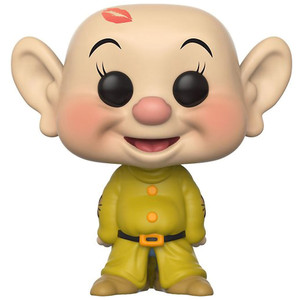 Dopey (Chase Edition): Funko POP! Disney x Disney - Snow White Vinyl Figure [#340]