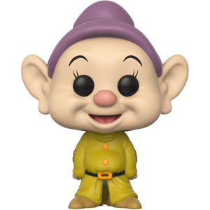 Dopey: Funko POP! Disney x Disney - Snow White Vinyl Figure [#340]