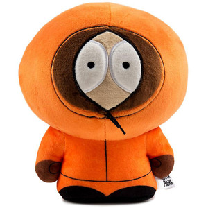 "Kenny: ~6.4"" South Park x Kidrobot Phunny Plush"