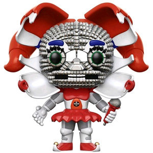 Jumpscare Baby (2017 Summer Con Exclusive): Funko POP! Games x Five Nights at Freddy's Vinyl Figure [#224]