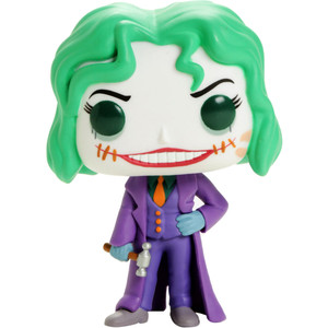 The Joker [Martha Wayne] (Hot Topic Exclusive): Funko POP! Heroes x DC Universe Vinyl Figure [#203]
