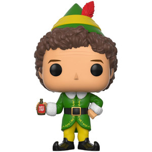 Buddy Elf: Funko POP! Movies x Elf Vinyl Figure [#484]