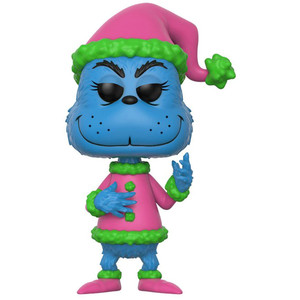 The Grinch [Santa] (Chase Edition): Funko POP! Book x Dr. Seuss Vinyl Figure [#012]