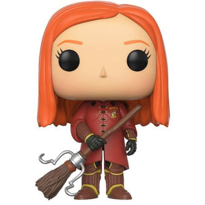 Ginny Weasley (B&N Exclusive): Funko POP! x Harry Potter Vinyl Figure [#050]