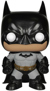 Batman: Funko POP! x Batman Arkham Asylum Vinyl Figure
