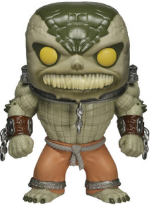 Killer Croc: Funko POP! x Batman Arkham Asylum Vinyl Figure