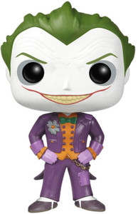 The Joker: Funko POP! x Batman Arkham Asylum Vinyl Figure