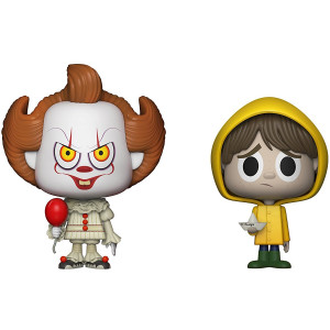 Pennywise & Georgie: Funko Vynl. x It Vinyl Figure Set
