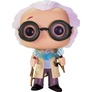 Dr. Emmett Brown (Lootcrate Exclusive): Funko POP! Movies x Back to the Future Vinyl Figure [#236]