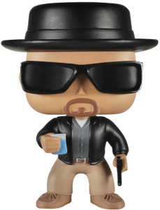 Heisenberg: Funko POP! x Breaking Bad Vinyl Figure