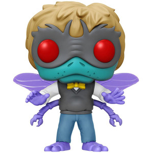 Baxter Stockman (2017 Summer Con Exclusive): Funko POP! 8-bit x Teenage Mutant Ninja Turtles Vinyl Figure [#507]