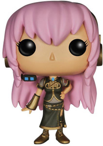 Megurine Luka: Funko POP! Rocks x Vocaloids Vinyl Figure