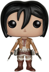 Mikasa Ackerman: Funko POP! x Attack on Titan Vinyl Figure