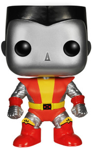 Colossus: Funko POP! x Marvel Universe X-Men Bobble-Head Vinyl Figure