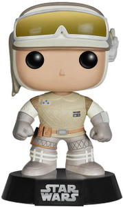 Luke Skywalker (Hoth): Funko POP! x Star Wars Vinyl Figure