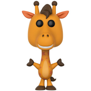 "Geoffrey [Golden Ticket] (Toys ""R"" Us Exclusive): Funko POP! Ad Icons Vinyl Figure [#012]"