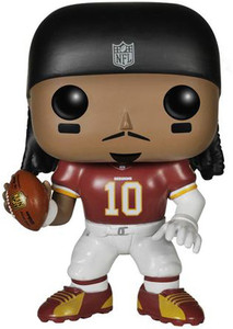 Robert Griffin III - Redskins: Funko POP! x NFL Vinyl Figure