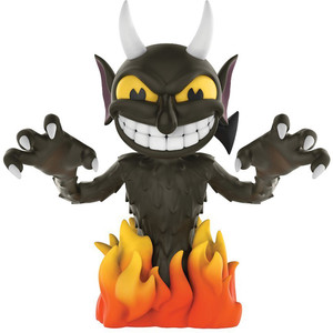 "The Devil: ~6"" Funko Vinyl x Cuphead Figure"