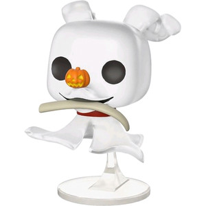 Zero w/ Bone (Box Lunch Exclusive): Funko POP! Disney x The Nightmare Before Christmas Vinyl Figure [#336]