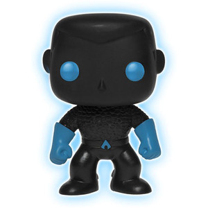 Aquaman [Silhouette Glow-in-Dark] (EE Exclusive): Funko POP! Heroes x DC Universe Vinyl Figure [#016]