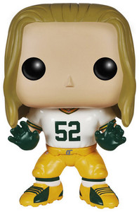 Clay Matthews - Packers: Funko POP! x NFL Vinyl Figure