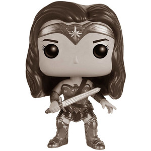 Wonder Woman (Walmart Exclusive): Funko POP! Heroes x Batman v Superman - 'Dawn of Justice' Vinyl Figure [#086]