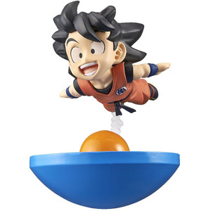 "Son Goku: ~3.1"" DragonBall Super x Megahouse Yura Colle ~ Shenron Returns ~ Mini-Figure"