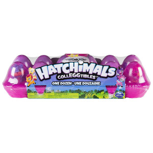 Hatchimals CollEGGtibles 12-Egg Carton Pack
