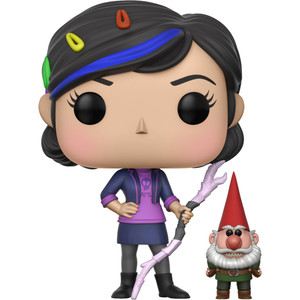Claire w/ Gnome: Funko POP! TV x Trollhunters Vinyl Figure [#468]