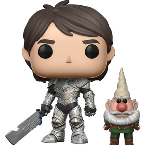 Jim w/ Gnome: Funko POP! TV x Trollhunters Vinyl Figure [#466]