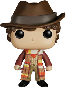 Fourth Doctor: Funko POP! x Doctor Who Vinyl Figure