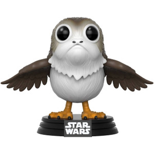 Porg (Target Exclusive): Funko POP! x Star Wars - The Last Jedi Vinyl Figure [#198]
