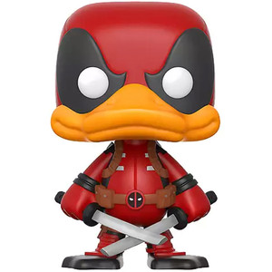 Deadpool the Duck (Walgreens Exclusive): Funko POP! Marvel Vinyl Figure [#230]