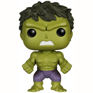 Hulk: Funko POP! x Avengers - Age of Ultron Vinyl Figure