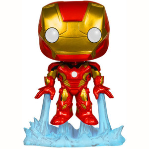 Iron Man: Funko POP! x Avengers - Age of Ultron Vinyl Figure