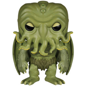 Cthulhu: Funko POP! Books x H.P. Lovecraft Vinyl Figure