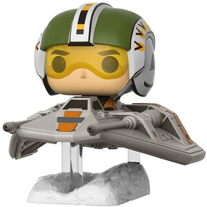Wedge Antilles w/ Snow Speeder (Walgreens Exclusive): Funko POP! x Star Wars Vinyl Figure [#219]