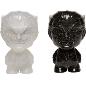 The Joker [Black & White]: Funko Hikari XS x Batman Vinyl Figure