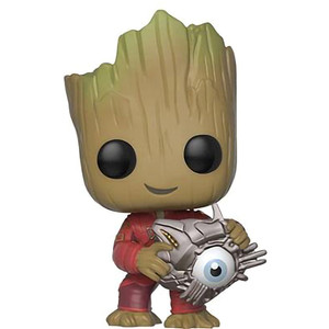 Groot (f.y.e. Exclusive): Funko POP! Marvel x Guardians of the Galaxy 2 Vinyl Figure [#280]