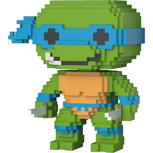 Leonardo: Funko POP! 8-bit x Teenage Mutant Ninja Turtles Vinyl Figure [#004]