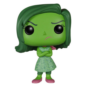 Disgust: Funko POP! x Disney Pixar Inside Out Vinyl Figure