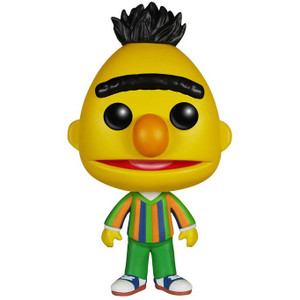 Bert: Funko POP! x Sesame Street Vinyl Figure