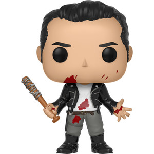 Negan: Funko POP! TV x Walking Dead Vinyl Figure [#573]